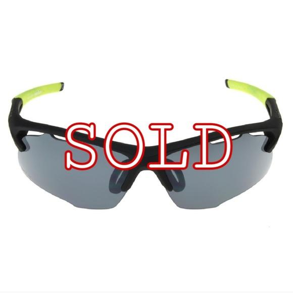 23e83d5a97849 men Ironman Ironflex Polarized Wrap blade glasses